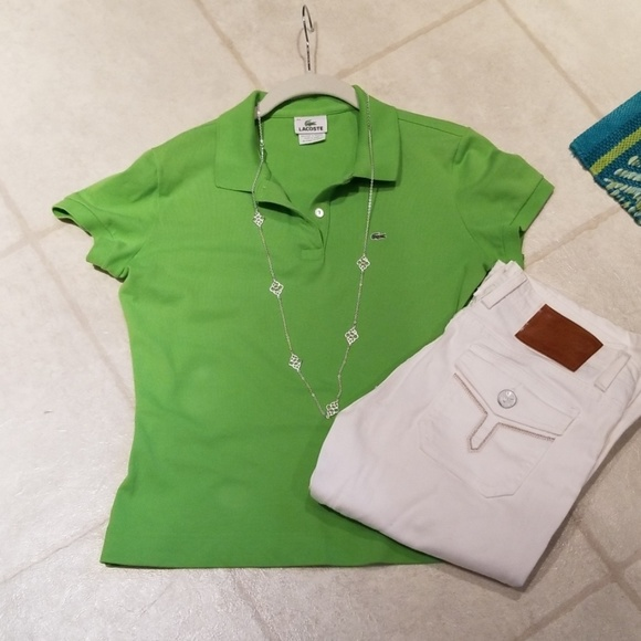 Lacoste Tops - Lacoste Polo Shirt